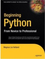 Buch: Hetland - Beginning Python