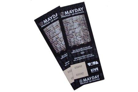 2 Tickets für die Mayday 2006