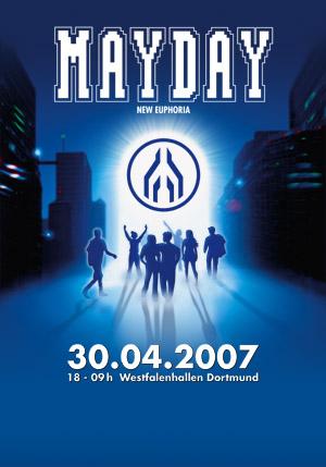 MayDay 2007 Plakat