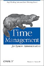Tom Limoncelli - Time Management