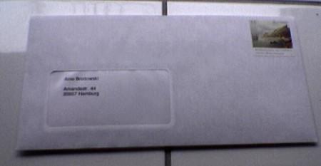 Brief an mich selbst zum Troubleshooting der Post