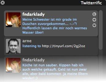 Twitterrific Screenshot