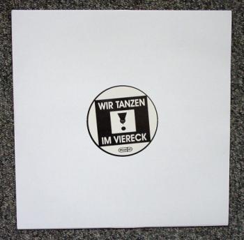 Wir Tanzen im Viereck, Vinyl, pille01